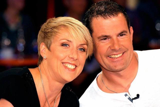 Weltmeisterin Obergföll bringt Jungen zur Welt