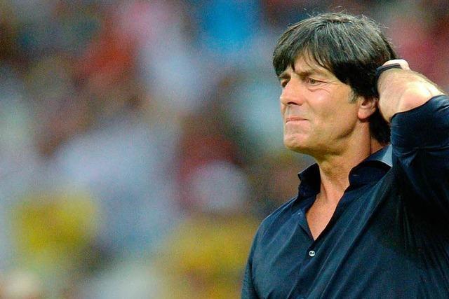 Löw und Klinsmann: Kein Deal unter Freunden