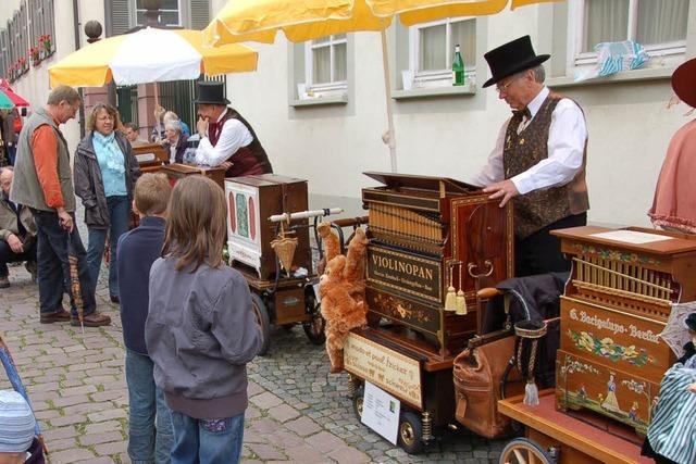 Waldkirch wird zur Orgelhauptstadt