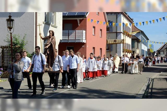Festliches Patrozinium