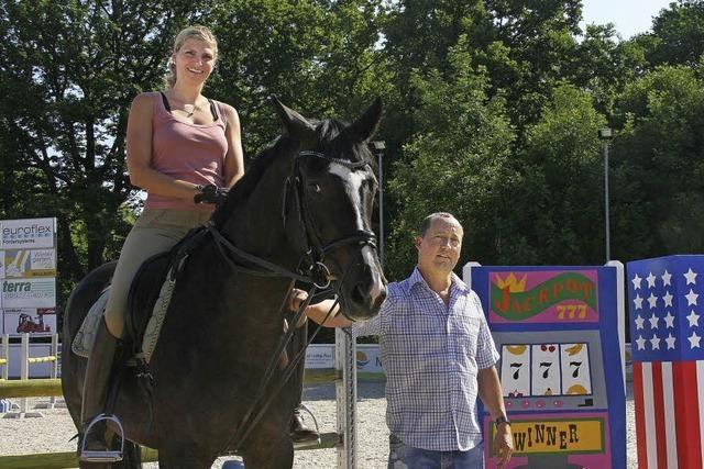 Reitturnier auf dem Gestüt Sengelen: 700 Pferde und 370 Reiter werden erwartet