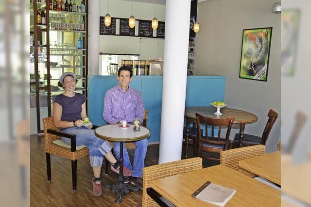 """Die """"Café-Bar Mirabeau"""" bietet französische Kaffeekultur"""