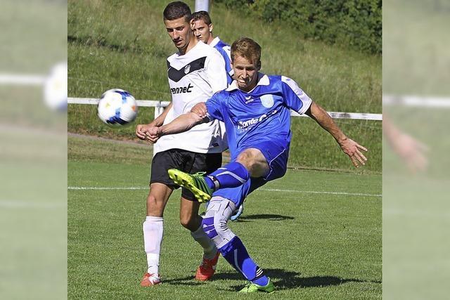 Sportliches Drama in Lauchringen: Abstieg in der 93. Minute