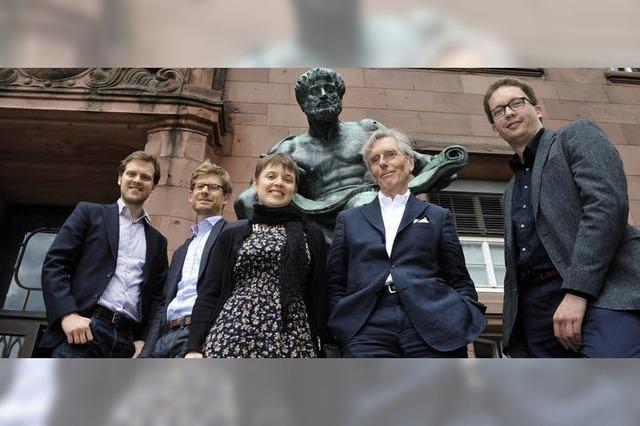 Forscherteam arbeitet an Heidegger-Lexikon