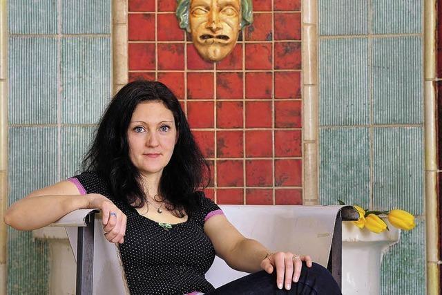 Es darf gelacht werden: Rebekka Kricheldorf im Porträt