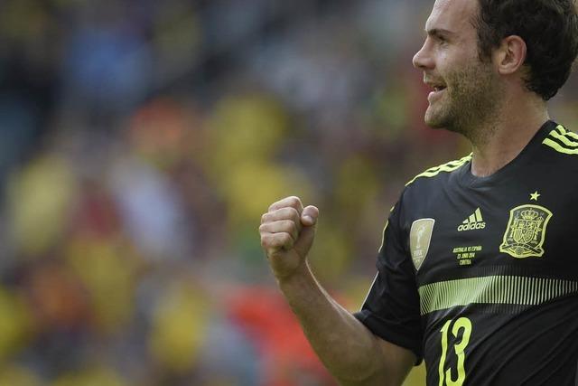 Spanien verabschiedet sich würdig von der WM
