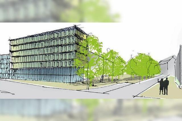 Erster Bauantrag für die Kronenwiese liegt vor