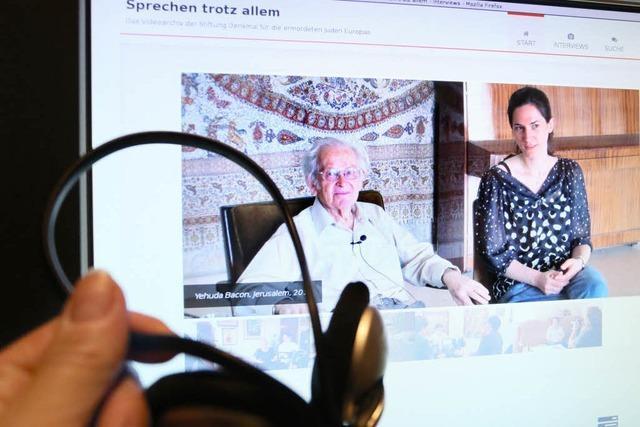 72 Zeitzeugen des Holocaust erzählen ihre Geschichte