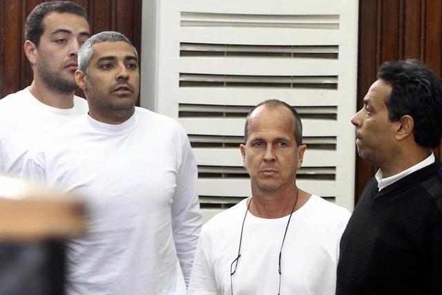 Reporter von al-Dschasira müssen ins Gefängnis