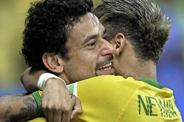 Brasilien und Mexiko siegen deutlich - Finke bleibt sieglos