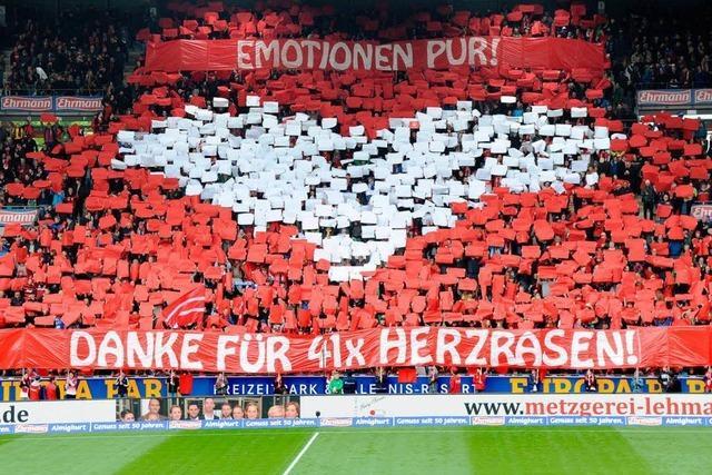 SC Freiburg startet in Frankfurt, dann daheim gegen Gladbach