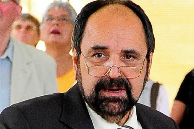 Freiburger Messechef Seilnacht zieht sich aus gesundheitlichen Gründen zurück