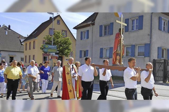 Achatiusfest mit Patrozinium