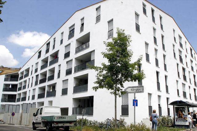 Lahrer Wohnungsbau hat Großes vor