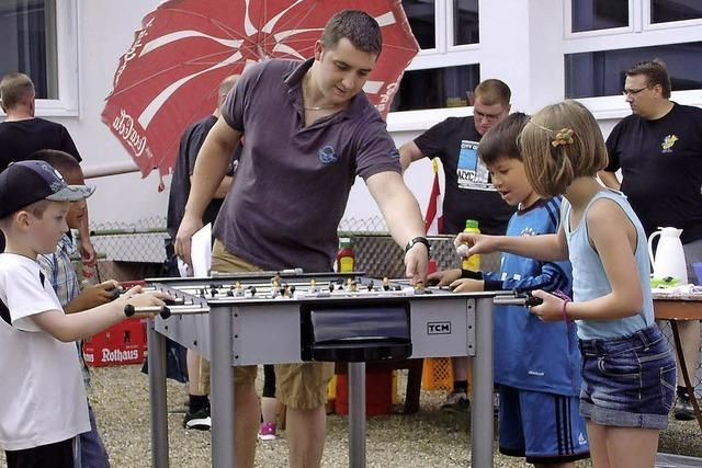 Jugendkapelle kürt den Instrumenten-Weltmeister