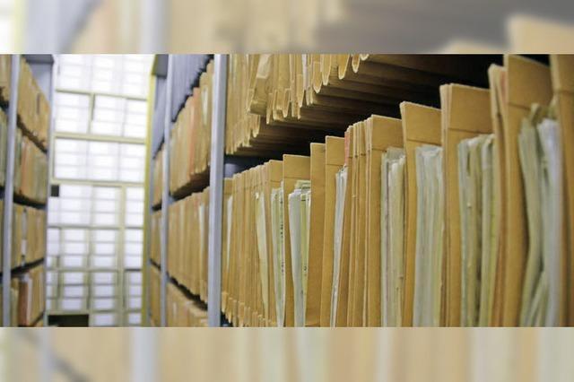 Archiv erregt die Gemüter