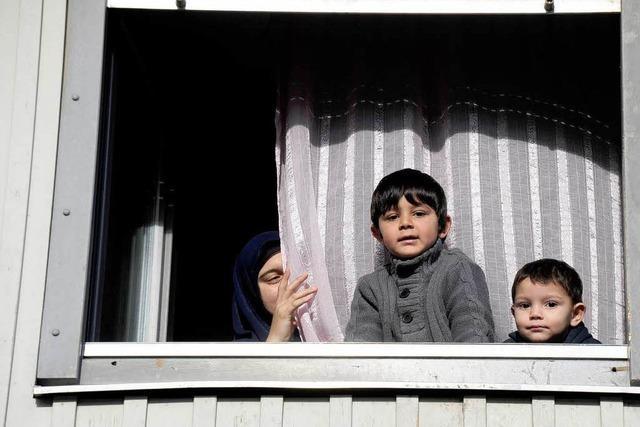 Pläne für Flüchtlingsheim: Brombacher fühlen sich übergangen