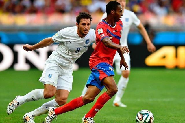 England fährt ohne Sieg nach Hause – 0:0 gegen Costa Rica