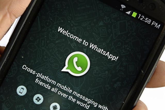 Wann darf die Polizei bei Whatsapp mitlesen?
