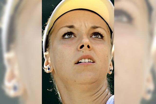 Lisicki in Wimbledon: