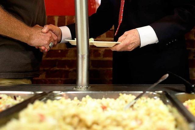 Aufessen oder blechen: Pizzabäcker und Sushiwirtin bestrafen Gäste für Essensreste