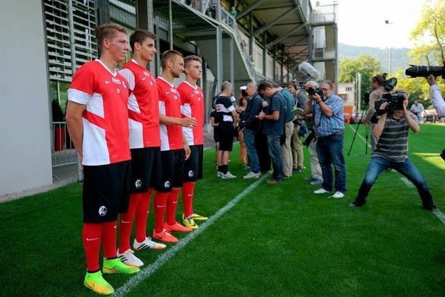 SC-Trainingsauftakt: Riether anwesend, Hanke abwesend
