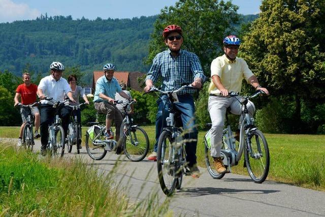 Neue Broschüre gibt Radfahrern Tipps auch für die Pausen