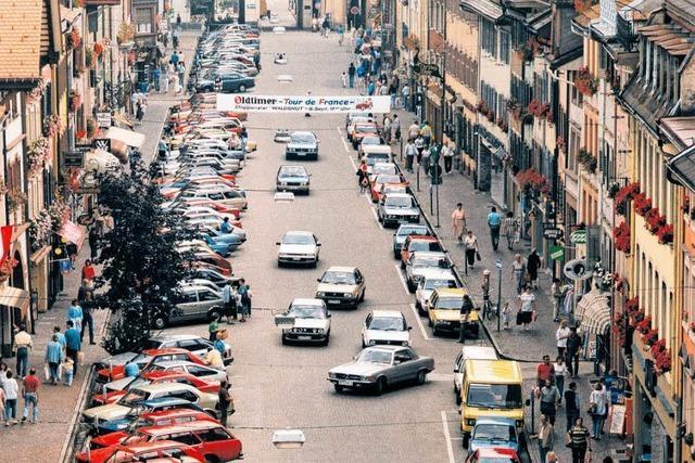 Die Kaiserstraße ist seit 25 Jahren autofrei