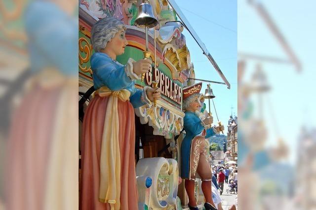 Orgelfest in Waldkirch: Total verorgelt