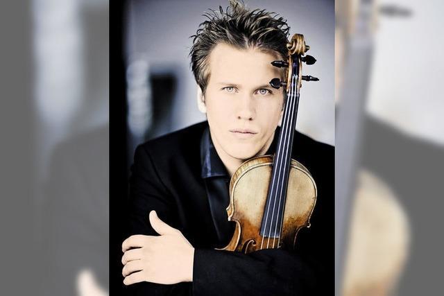 Andrej Bielow und Andrea Kauten spielen Beethoven, Debussy und Brahms