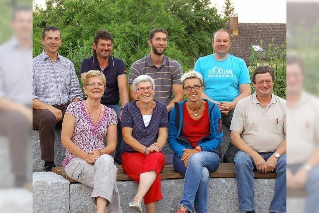 Neuer Ortschaftsrat wählt Vorsteher