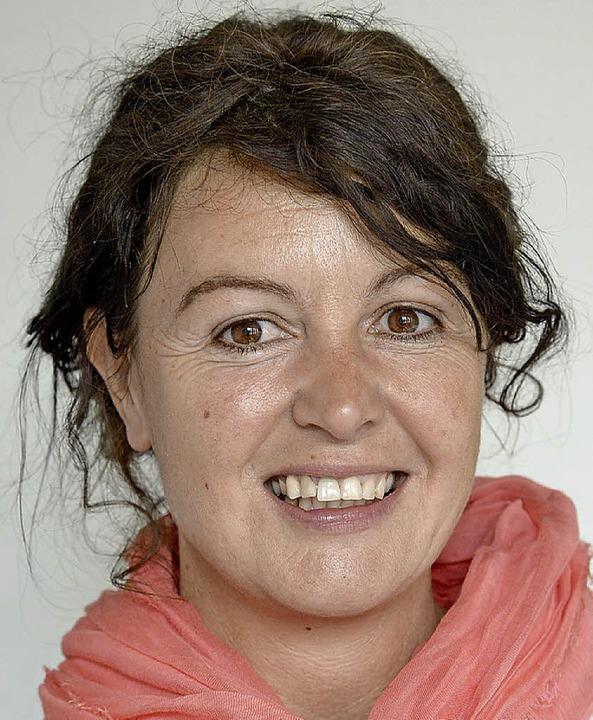 Cornelia Bertsch   | Foto: schneider