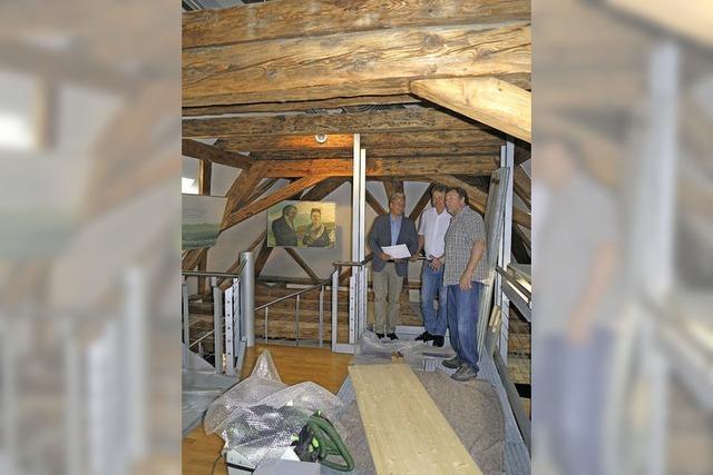 Das Maximum im Dachspitz