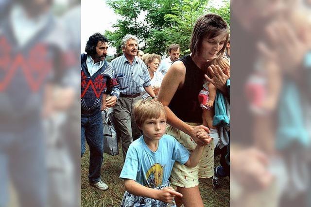 Sommer der Freiheit: Vor 25 Jahren wurde in Ungarn der Eiserne Vorhang durchlässig