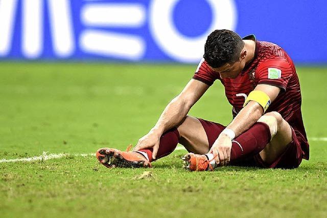 Ronaldo glaubt nicht an ein Wunder