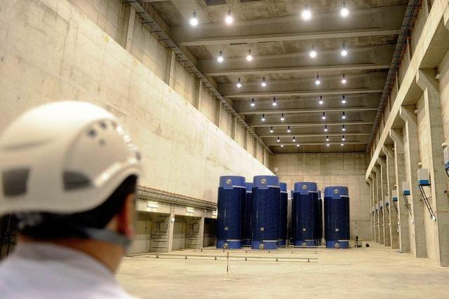 Zoff im Landtag um Atommüll-Transport nach Philippsburg