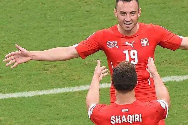 Schweiz erreicht Achtelfinale – jetzt gegen Messi & Co.
