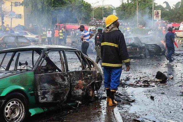 Nigeria: Mehr als 20 Tote bei Anschlag auf Einkaufszentrum