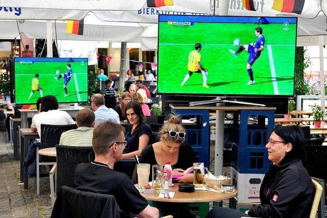 Immer weniger Menschen verfolgen die Fußball-WM in Kneipen