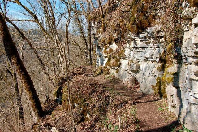 Wanderinnen verirren sich in den Wutachflühen – Bergwacht rückt aus