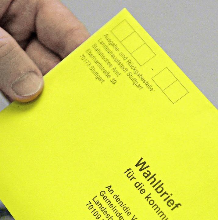Unechte Teilortswahl ist in  der Diskussion   | Foto: dpa