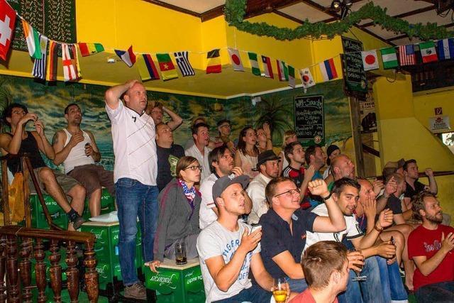 Wie war's bei… Deutschland gegen USA im Café Atlantik?