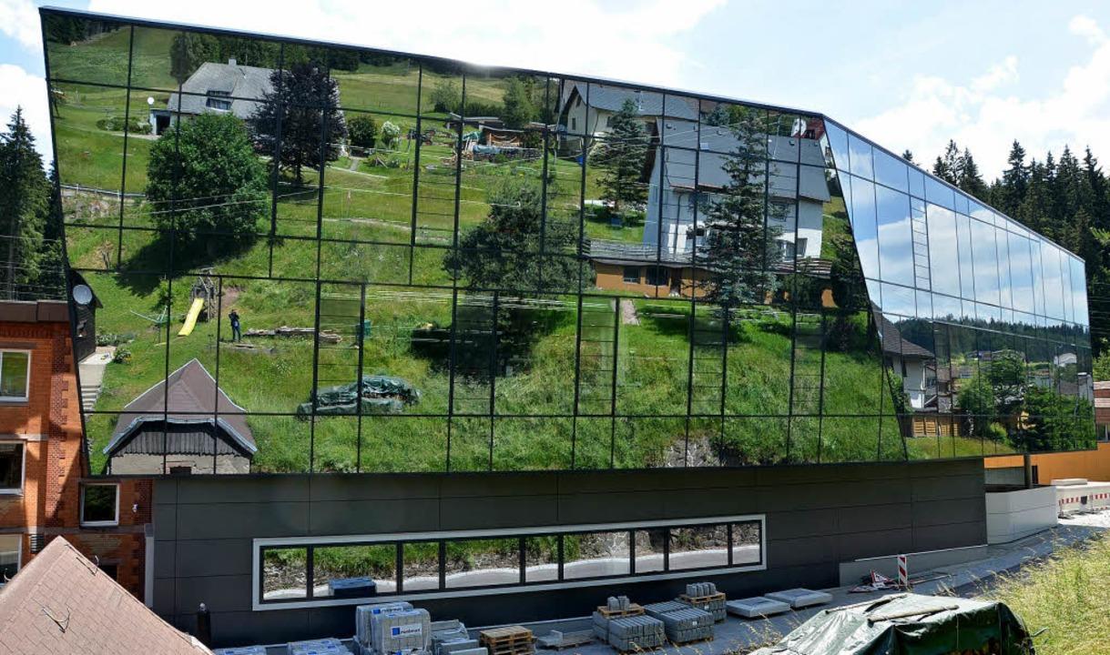 ein spiegel der zukunft eisenbach hochschw badische zeitung. Black Bedroom Furniture Sets. Home Design Ideas
