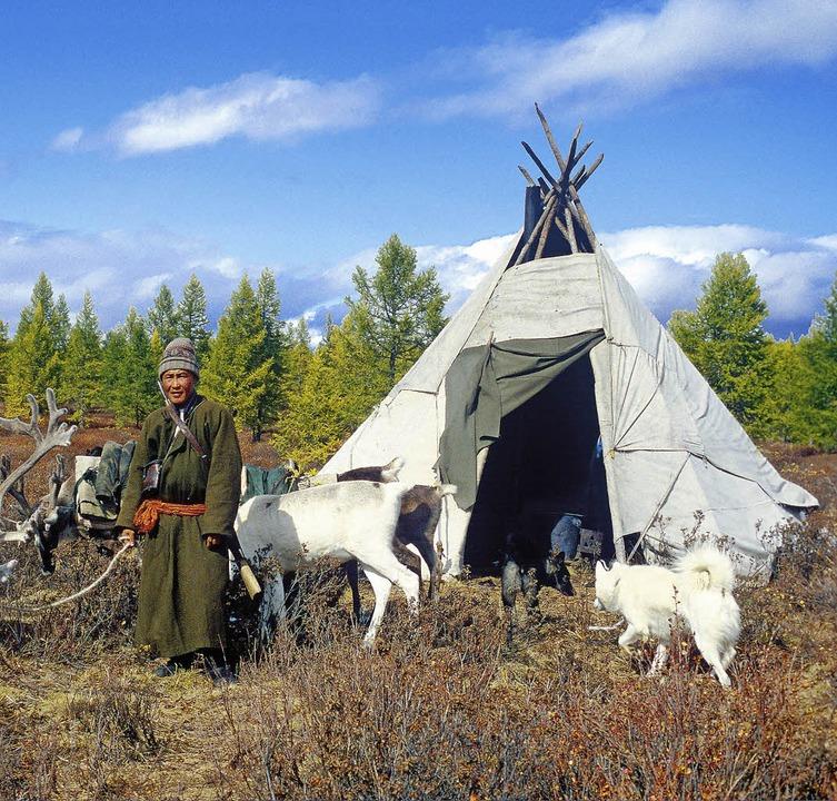 Nomaden in der Mongolei leben in Jurten.   | Foto: Andreas Hutter