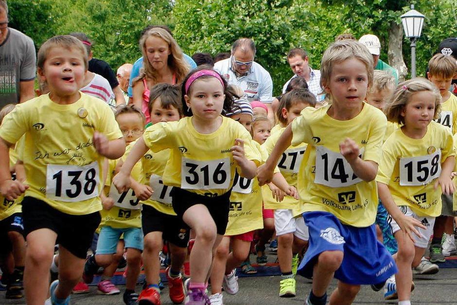 Die Kinderläufe (Foto: Heidi Foessel)