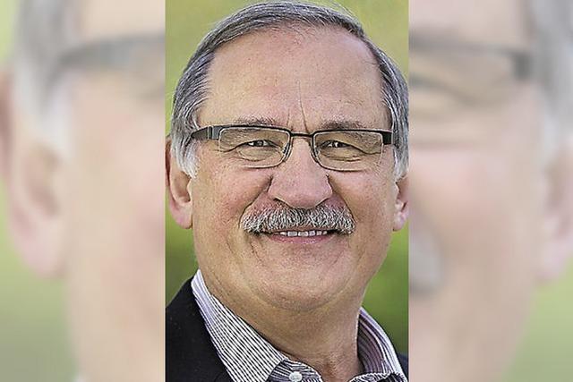 Umschau: Ulrich May bleibt an der Spitze
