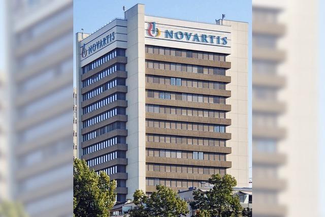 Novartis schreibt Sanierung neu aus