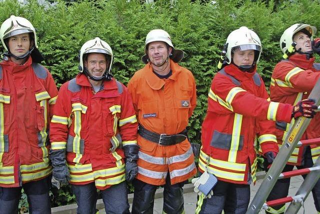 Feuerwehren leben ihre Freundschaft