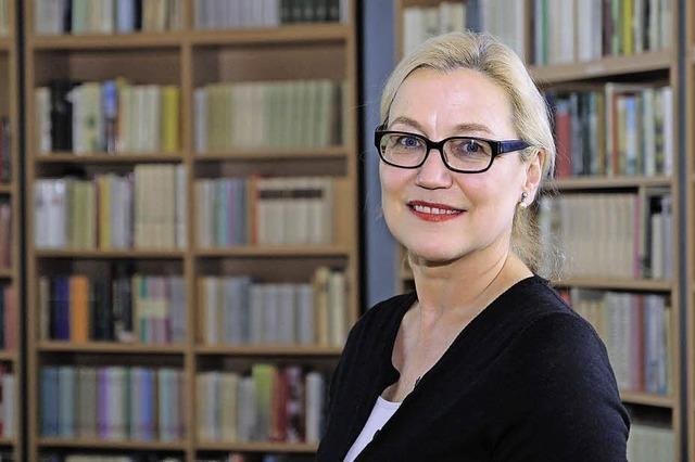 Britta Böhler liest aus ihrem Thomas Mann-Roman