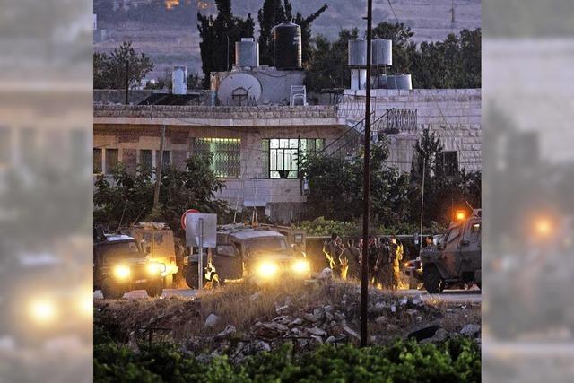 Leichenfund schockiert Israel